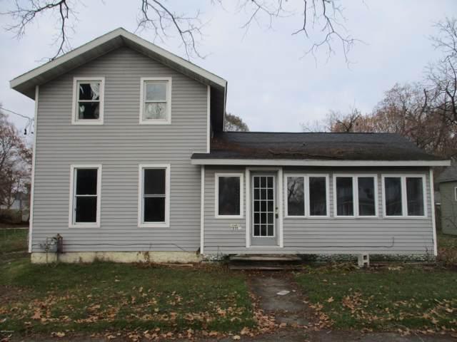 331 E Allegan Street, Otsego, MI 49078 (MLS #19055860) :: Matt Mulder Home Selling Team