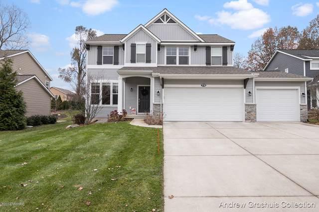 2728 Copper Hill Drive NE, Grand Rapids, MI 49525 (MLS #19055879) :: JH Realty Partners