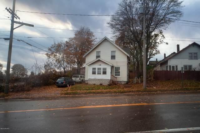 338 Franklin Street SW, Grand Rapids, MI 49503 (MLS #19055895) :: JH Realty Partners