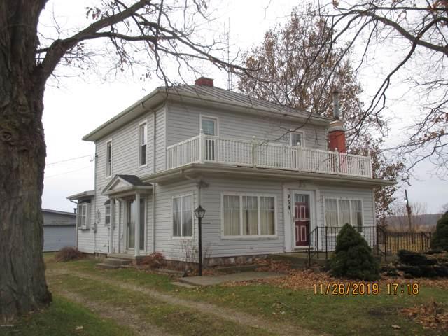 954 S Fremont Road, Montgomery, MI 49255 (MLS #19056294) :: Deb Stevenson Group - Greenridge Realty