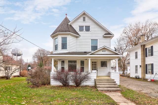 422 N Main Street, Plainwell, MI 49080 (MLS #19056347) :: Ron Ekema Team