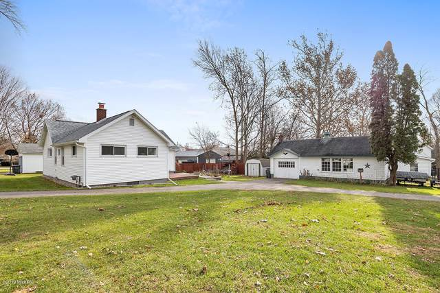 212 N Church Street, Augusta, MI 49012 (MLS #19056388) :: Matt Mulder Home Selling Team