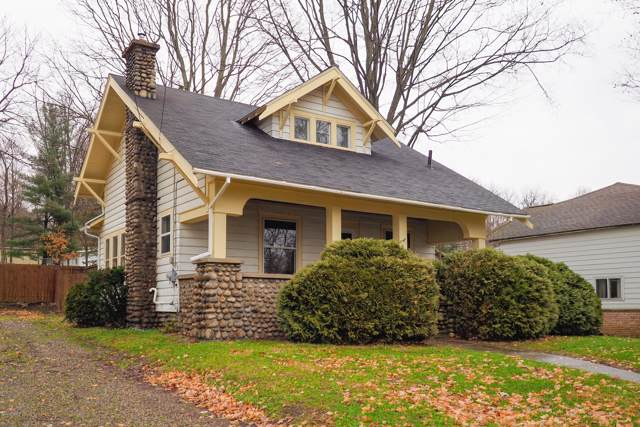 504 W Van Buren Street, Augusta, MI 49012 (MLS #19056603) :: Matt Mulder Home Selling Team