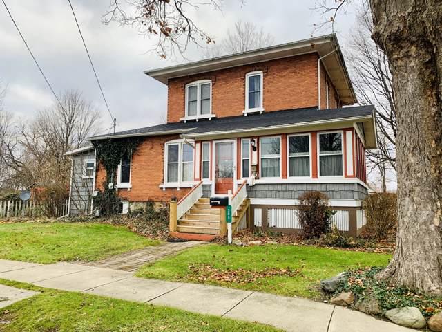 305 N Walker Street, Bronson, MI 49028 (MLS #19057003) :: Deb Stevenson Group - Greenridge Realty