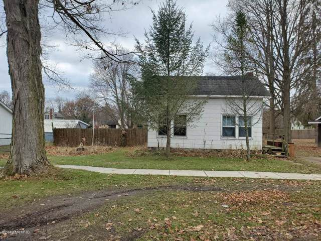 340 E Arbor Street, Marcellus, MI 49067 (MLS #19057018) :: CENTURY 21 C. Howard