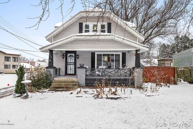 1138 Pannell Street NW, Grand Rapids, MI 49544 (MLS #19057050) :: Deb Stevenson Group - Greenridge Realty