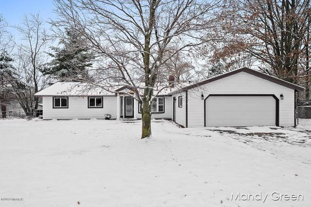 1524 Beach Drive, Crystal, MI 48818 (MLS #19057172) :: JH Realty Partners