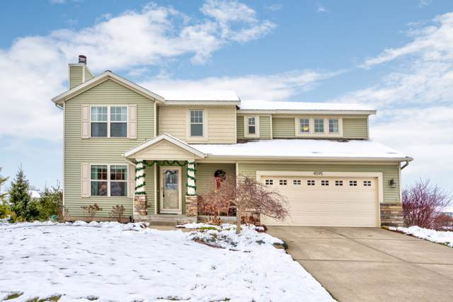 4595 Cider Wood Drive NW, Walker, MI 49534 (MLS #19057244) :: Deb Stevenson Group - Greenridge Realty