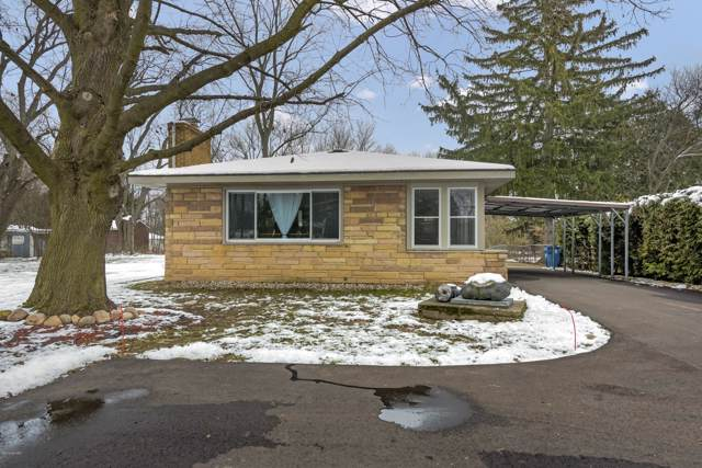 1408 Maplerow Avenue NW, Grand Rapids, MI 49534 (MLS #19057303) :: Deb Stevenson Group - Greenridge Realty