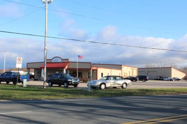 11981 Us-131, Schoolcraft, MI 49087 (MLS #19057317) :: Keller Williams Realty | Kalamazoo Market Center