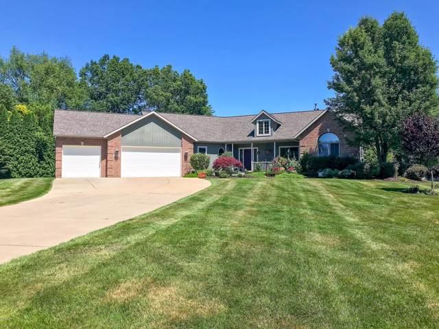 441 Goldcrest Drive, Holland, MI 49424 (MLS #19057362) :: Matt Mulder Home Selling Team