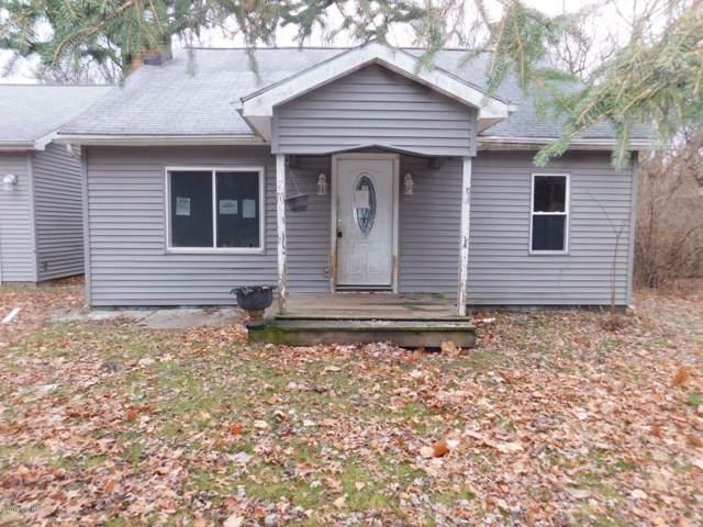 420 N Fifth Street, Burr Oak, MI 49030 (MLS #19057426) :: CENTURY 21 C. Howard