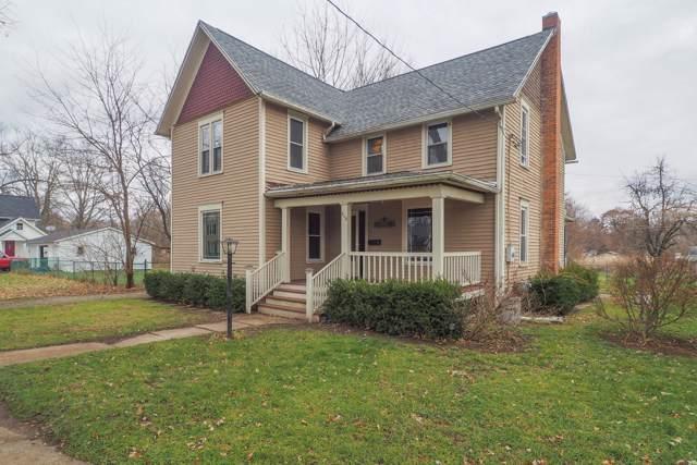 213 S Linden Street, Marshall, MI 49068 (MLS #19057453) :: Deb Stevenson Group - Greenridge Realty