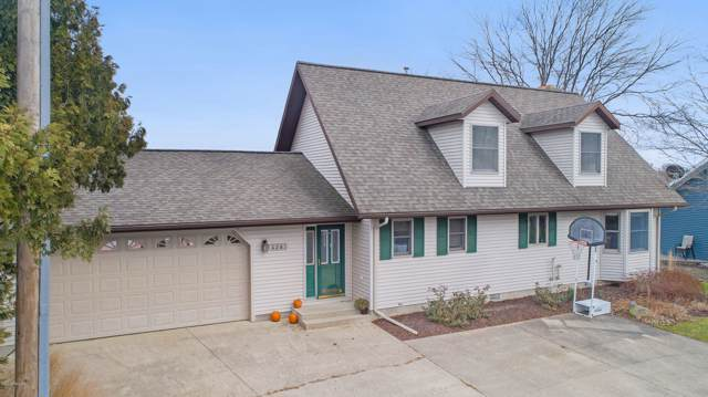 4295 Harmony Drive, Shelbyville, MI 49344 (MLS #19057585) :: Keller Williams Realty | Kalamazoo Market Center