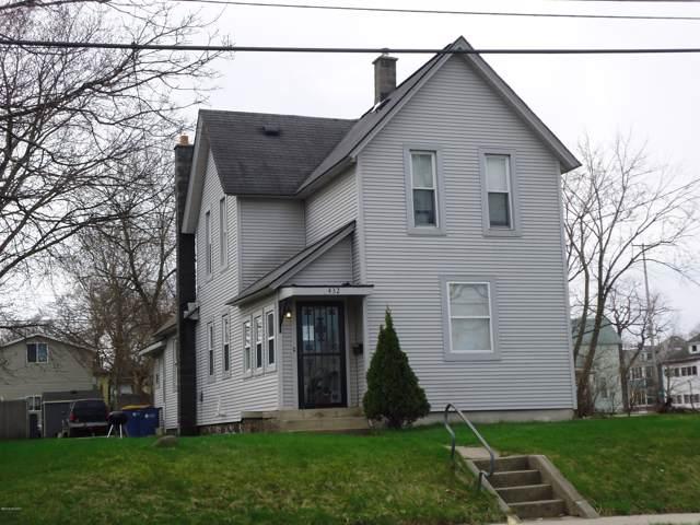 432 Pleasant Street SW, Grand Rapids, MI 49503 (MLS #19057674) :: CENTURY 21 C. Howard
