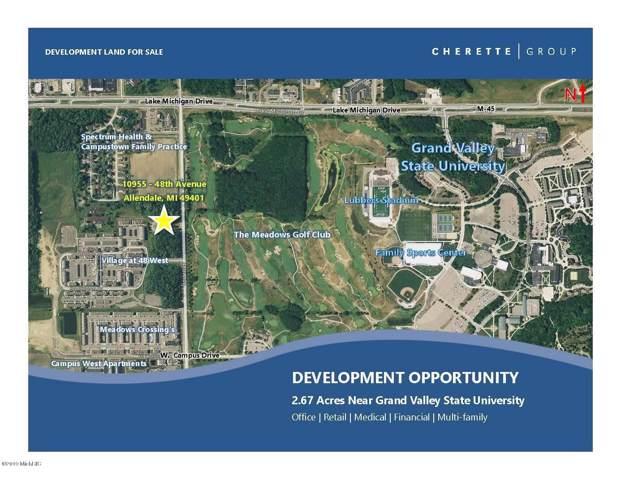 10955 48th Avenue, Allendale, MI 49401 (MLS #19057696) :: Deb Stevenson Group - Greenridge Realty