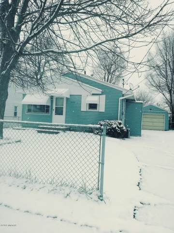 3644 Oriole Avenue SW, Wyoming, MI 49509 (MLS #19057697) :: JH Realty Partners
