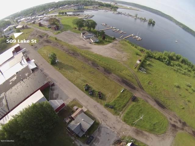 509 Lake Street One Lot, Ludington, MI 49431 (MLS #19057841) :: Deb Stevenson Group - Greenridge Realty