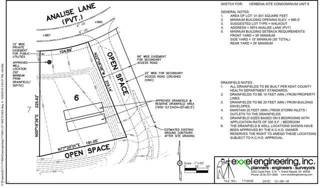5974 Analise Lane NE #6, Ada, MI 49301 (MLS #19057861) :: CENTURY 21 C. Howard