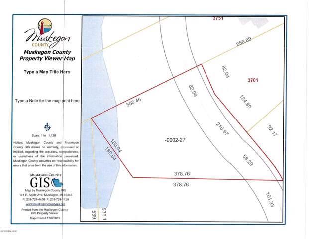 3760 S Sweet Lake Drive, Twin Lake, MI 49457 (MLS #19057969) :: Deb Stevenson Group - Greenridge Realty