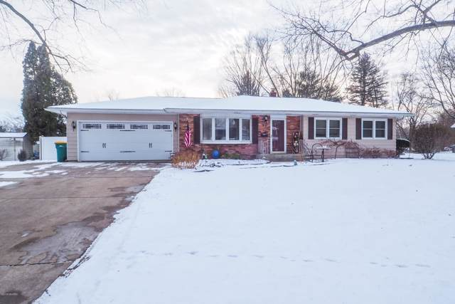 970 Glencroft Lane, Battle Creek, MI 49015 (MLS #19058014) :: Matt Mulder Home Selling Team
