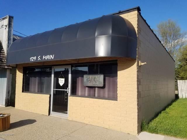 129 S South Main Street, Clarksville, MI 48815 (MLS #19058834) :: Keller Williams Realty | Kalamazoo Market Center