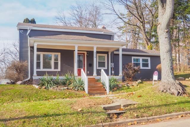 319 High Street, Marshall, MI 49068 (MLS #19058892) :: Deb Stevenson Group - Greenridge Realty