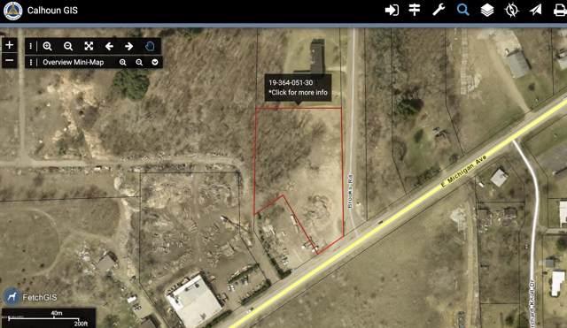 E Michigan Ave, Albion, MI 49224 (MLS #19059003) :: Deb Stevenson Group - Greenridge Realty