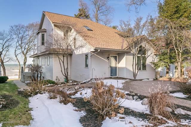 2435 N Lakefront Drive, Holland, MI 49424 (MLS #20000270) :: Deb Stevenson Group - Greenridge Realty