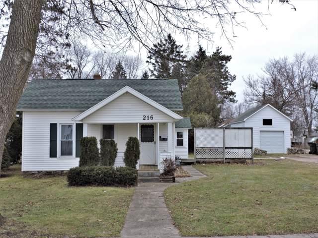216 W Grand Traverse Street, Big Rapids, MI 49307 (MLS #20000561) :: Matt Mulder Home Selling Team