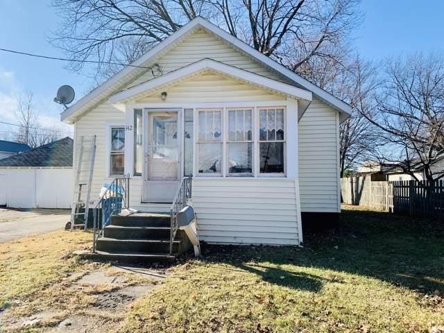 142 Cynthia Street, Bronson, MI 49028 (MLS #20000721) :: Deb Stevenson Group - Greenridge Realty