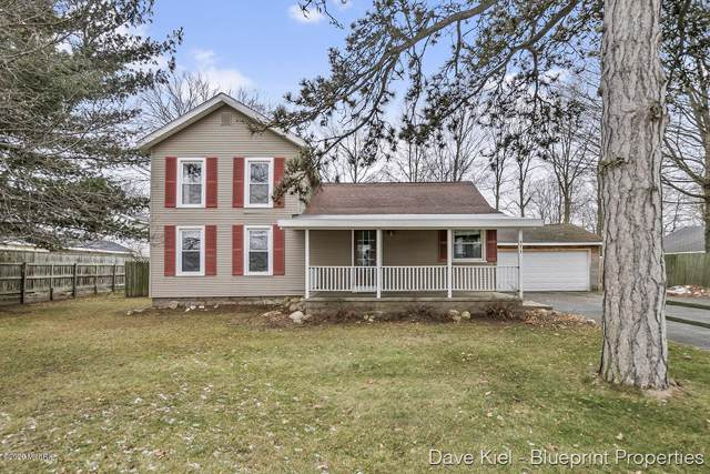 411 Grand Rapids Street, Middleville, MI 49333 (MLS #20001023) :: Deb Stevenson Group - Greenridge Realty