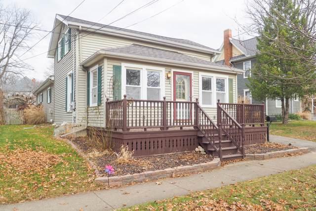 613 E Michigan Avenue, Marshall, MI 49068 (MLS #20001144) :: Deb Stevenson Group - Greenridge Realty