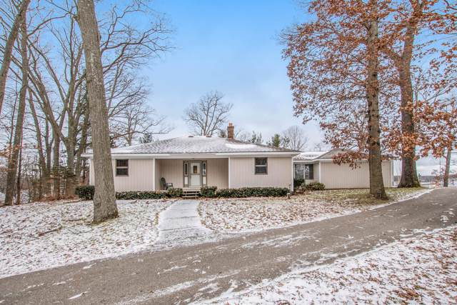 2105 Dagget Road, Pierson, MI 49339 (MLS #20001176) :: Deb Stevenson Group - Greenridge Realty