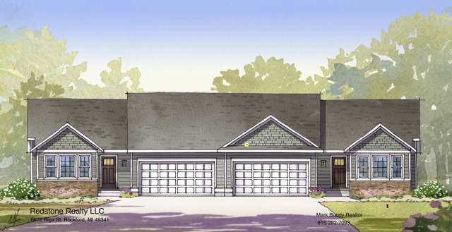 100 Blue Violet Lane NE #96, Comstock Park, MI 49321 (MLS #20001277) :: Matt Mulder Home Selling Team