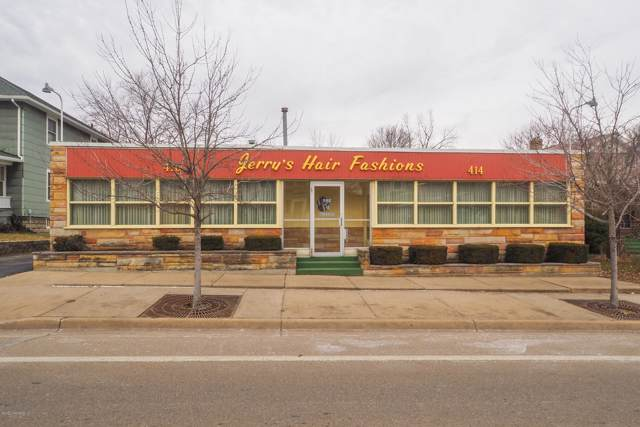 414 Capital Avenue SW, Battle Creek, MI 49015 (MLS #20001403) :: CENTURY 21 C. Howard