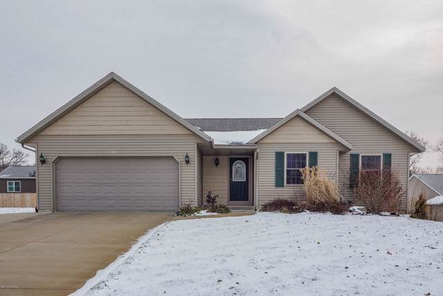 1011 Comstock Court, Otsego, MI 49078 (MLS #20001424) :: Matt Mulder Home Selling Team
