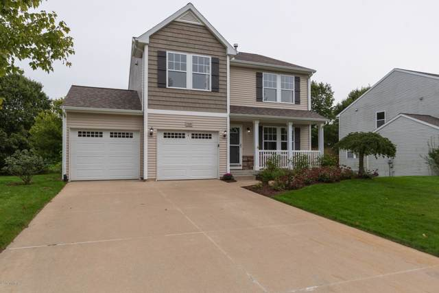 7439 Brindle Trail, Kalamazoo, MI 49009 (MLS #20001541) :: Matt Mulder Home Selling Team