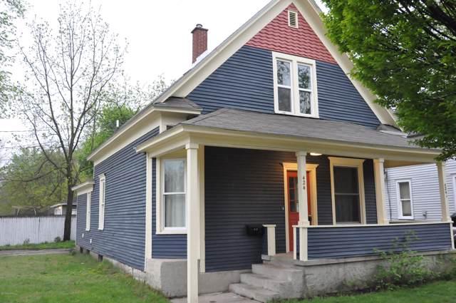 424 College Avenue, Holland, MI 49423 (MLS #20001664) :: Deb Stevenson Group - Greenridge Realty