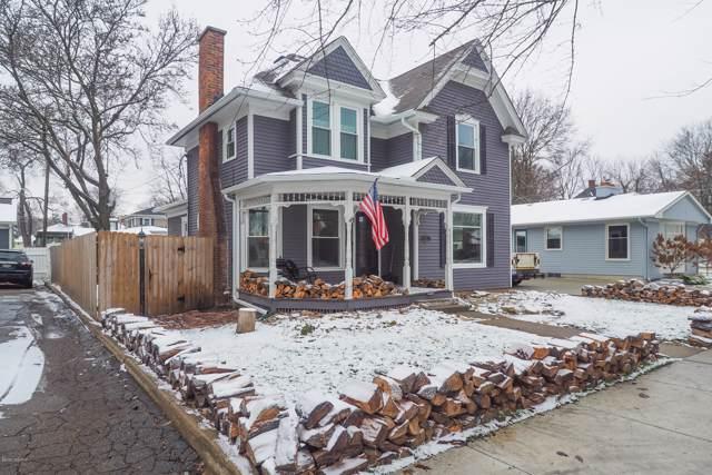 115 N Grand Street, Marshall, MI 49068 (MLS #20001975) :: Deb Stevenson Group - Greenridge Realty