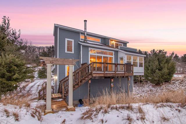 119 S Lighthouse Drive, Mears, MI 49436 (MLS #20001980) :: JH Realty Partners