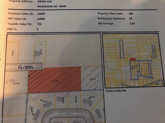 Green Avenue, Muskegon, MI 49445 (MLS #20002078) :: CENTURY 21 C. Howard