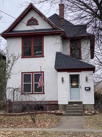 116 W Hanover, Marshall, MI 49068 (MLS #20002132) :: Deb Stevenson Group - Greenridge Realty