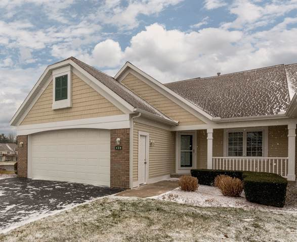 459 Timberlake Drive W #92, Holland, MI 49424 (MLS #20002137) :: CENTURY 21 C. Howard