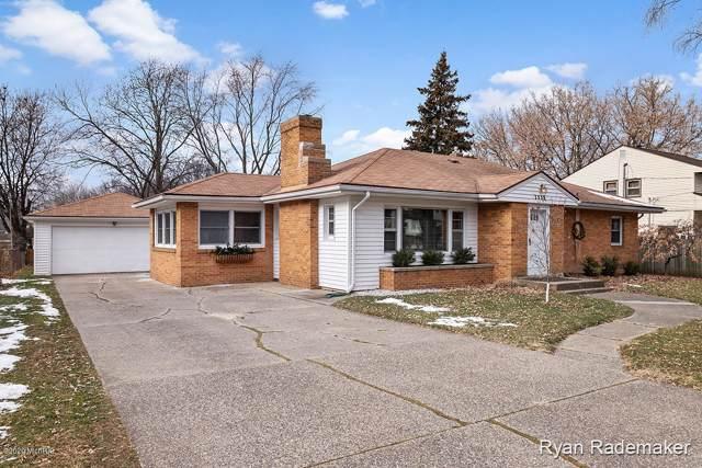 3535 Poinsettia Avenue SE, Grand Rapids, MI 49508 (MLS #20002160) :: Deb Stevenson Group - Greenridge Realty