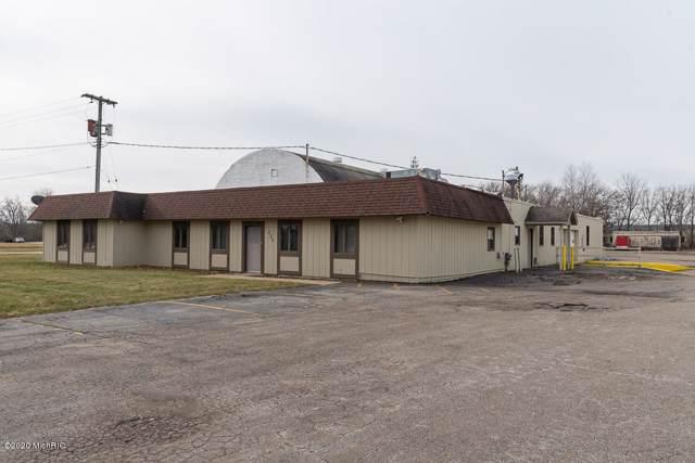 428 S Linden Street, Marshall, MI 49068 (MLS #20002162) :: Deb Stevenson Group - Greenridge Realty