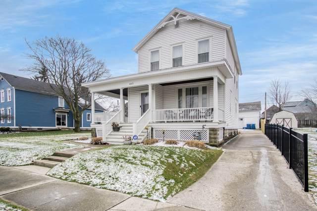 602 Clinton Ave. Avenue, Grand Haven, MI 49417 (MLS #20002199) :: Matt Mulder Home Selling Team