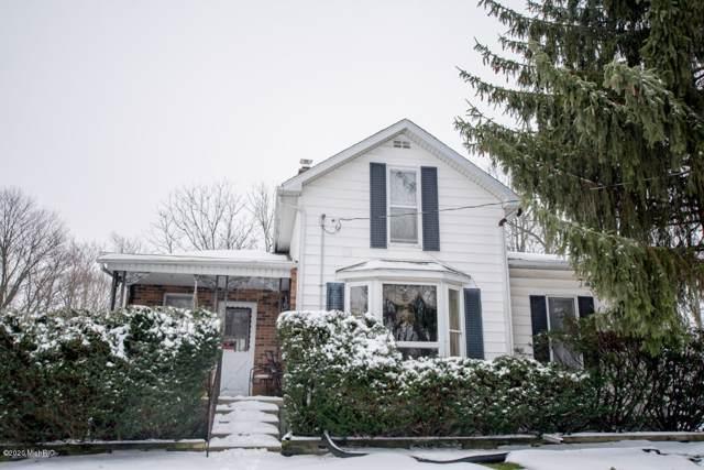 161 W Chicago Road, Allen, MI 49227 (MLS #20002281) :: Matt Mulder Home Selling Team