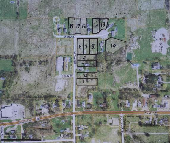 Lot 1 Liberty, Muir, MI 48860 (MLS #20002305) :: Ginger Baxter Group