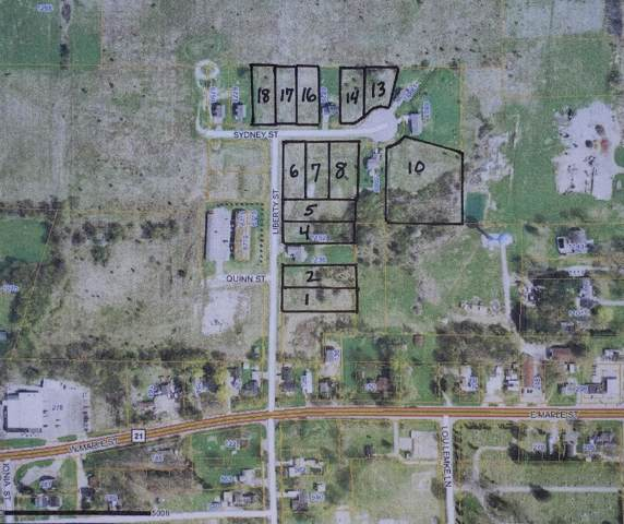 Lot 14 Liberty, Muir, MI 48860 (MLS #20002316) :: Ginger Baxter Group